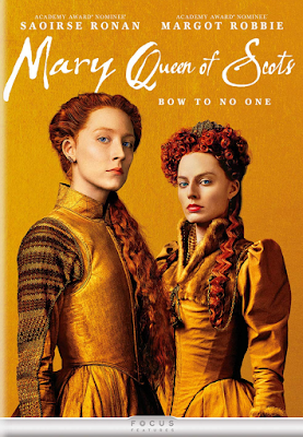 Mary Queen Of Scots [2018] [DVD R1] [Latino]