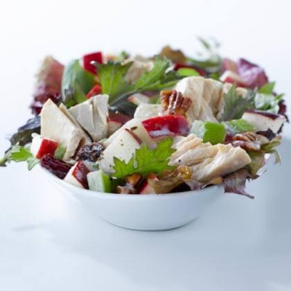 Tuna Waldorf Salad