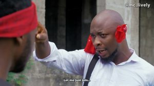 COMEDY: MC Lively – Red Spider