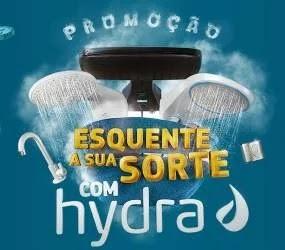 Esquente Sua Sorte Nova Promoção Hydra