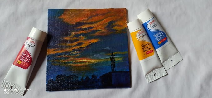 The Most Effective Technique to Use a Painting Knife