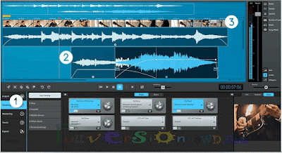 MAGIX Audio & Music Lab Latest 2017 Premium 22.0.1.22 Full Version