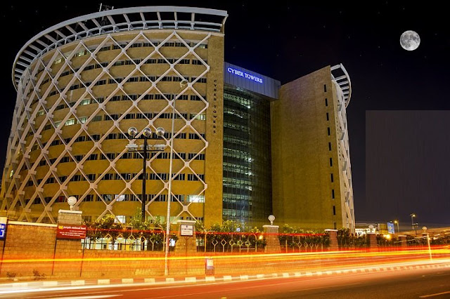 Cyber Towers – Hyderabad
