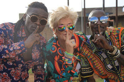 Pj Powers Ft Radio & Weasel - Home To Africa Video