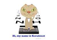 Introducing the Keratocat: A Cat with Keratoconus
