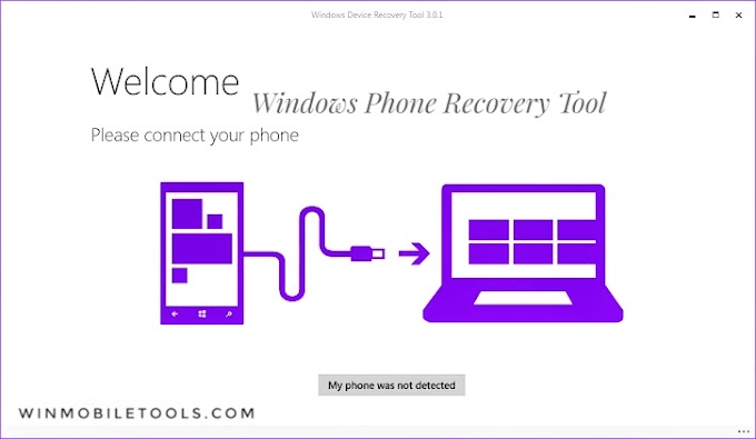 Windows Phone Recovery Tool Latest Version Free Download