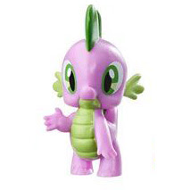 MLP Friends of Equestria Collection Spike Brushable Pony