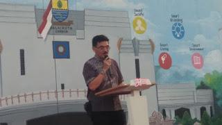 Walikota Cirebon Bukber Bersama Jurnalis
