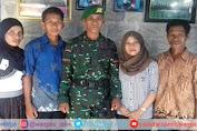 Luar Biasa, Niat Hasrin Meneruskan Jejak Sang Kakak Almarhum Praka ANM Risno Jadi Tentara