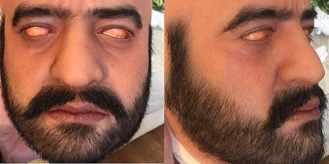 Jr NTR shocking New Look gone viral