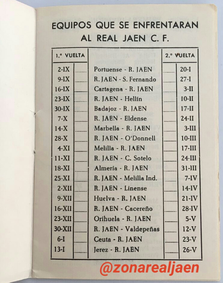 Calendario 1973.Calendario 1973 74 Canal Lagarto