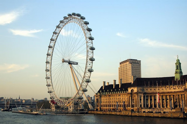 Como chegar à London Eye em Londres