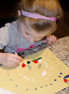 fun and simple painting project
