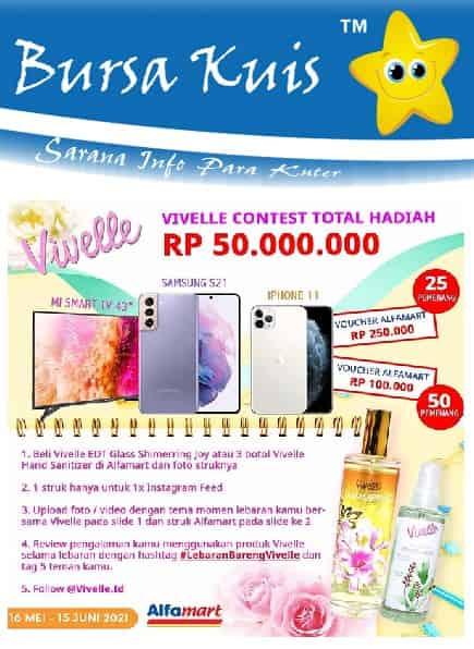 Give Away Alfamart Terbaru