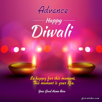 happy diwali in advance images