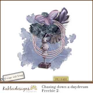 Freebie 2nd with Chasing Down a daydream