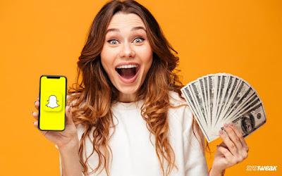 Snapchat ile Para Kazanmak 2021