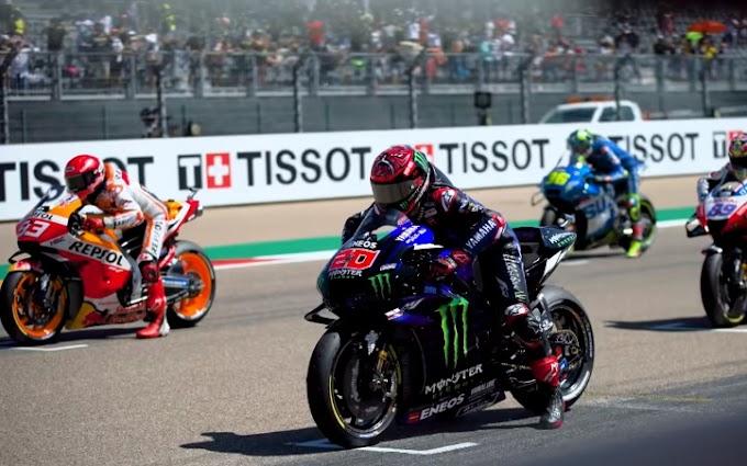 MotoGP: Πόσο ισχυρά είναι τα κράνη των οδηγών