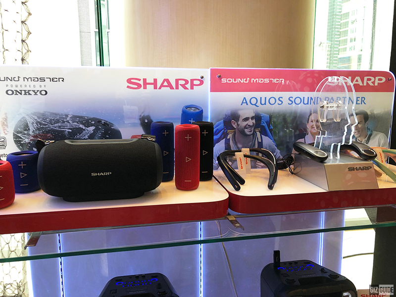 Sharp AQUOS Sound Partner