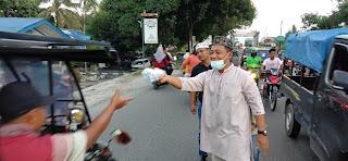 Anggota DPRD Batu Bara Apresiasi Kegiatan Aksi Berbagi Takjil