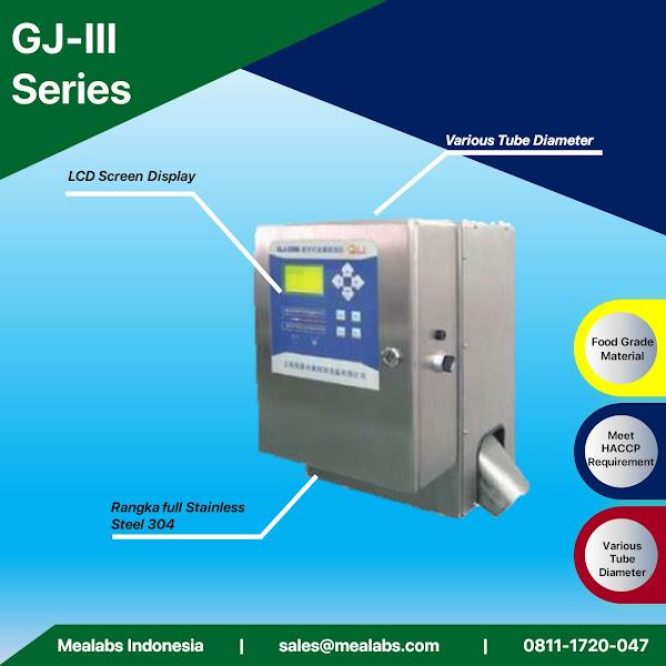 GJ-III Series Free Fall Metal Detector