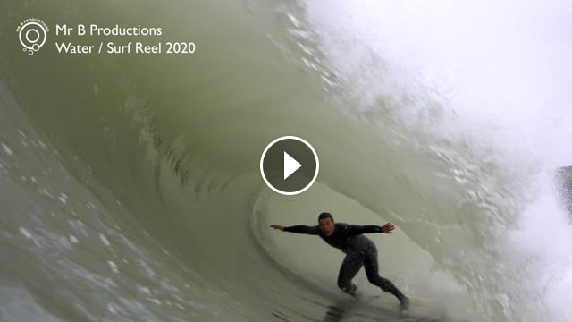 Mr B Productions Water Surf Showreel 2020