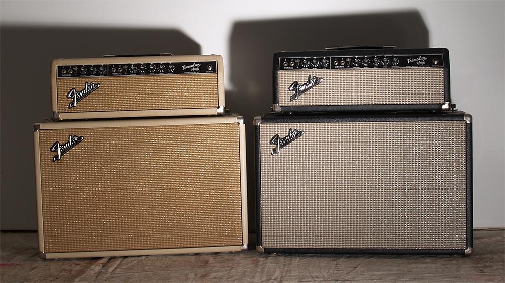 MyVeryOwn Leo Fender Tremolux Amps 1964 1965