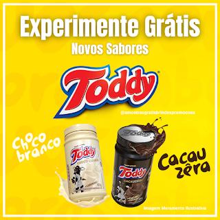 Experimente Grátis Produtos Toddy