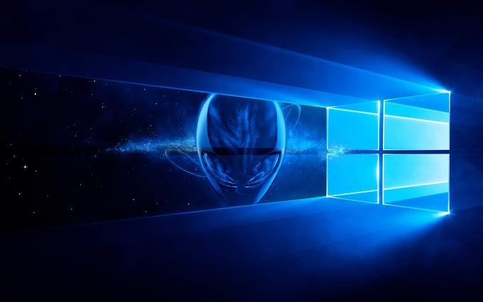 Alienware Windows Dez