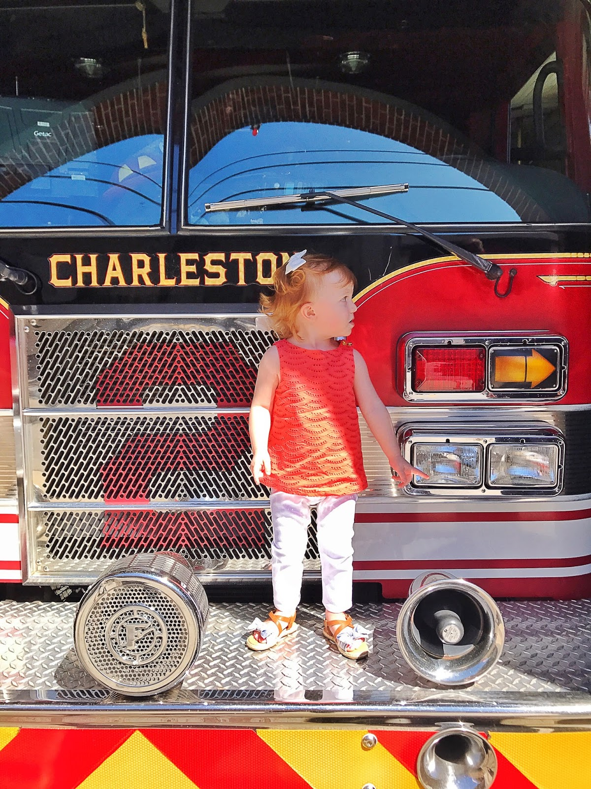 Charleston, South Carolina Fire Department