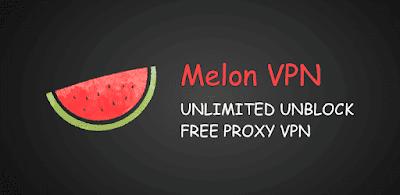 Melon VPN - ILIMITADO DESBLOQUEO WIFI PROXY VPN