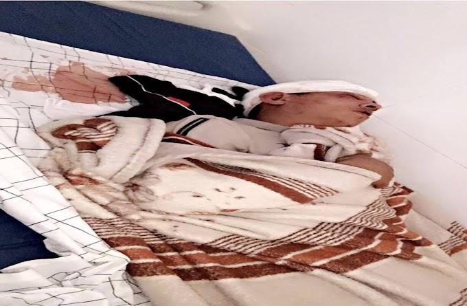 🔴 ورد الآن |  شاب صحراوي يبلغ من العمر 20 عاما، يتعرض لإعتداء همجي على يد 5 مستوطنين مغاربة في العيون المحتلة.