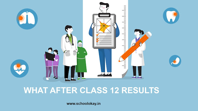 WHAT AFTER CLASS 12 RESULT CBSE