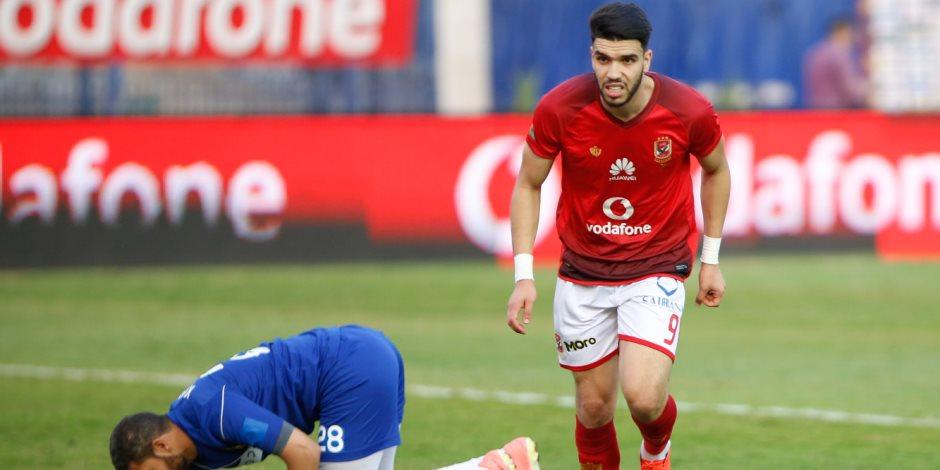 نتيجة مباراة الاهلي ووادي دجلة بتاريخ 11 12 2019 الدوري المصري
