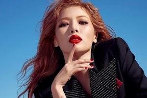 Punya Body Indah Dan Sempurna, Jadi Model Pakaian Calvin Klein, HyunA Banjir Pujian dari Nettizen