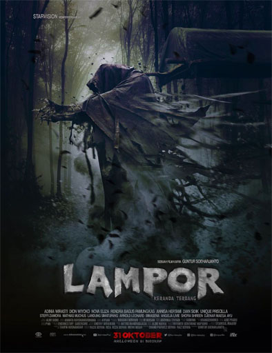 pelicula Lampor: The Flying Coffin (2019)