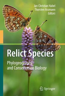 Relict Species by Jan Habel & Thorsten Assmann
