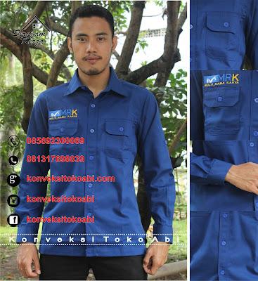 model desain jaket almamater