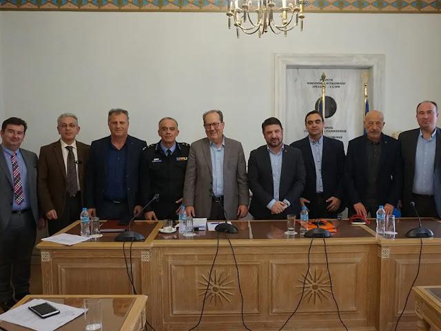 Η Τρίπολη έδρα του Κέντρου Επιχειρήσεων της Γ. Γ. Πολιτικής Προστασίας στην Περιφέρεια Πελοποννήσου