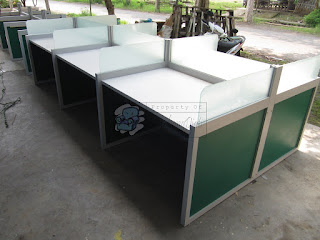 Cubicle Workstation 6 Person