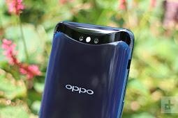 Ini Keistimewaan Oppo Find X dengan Kamera Geser Pertama di Dunia