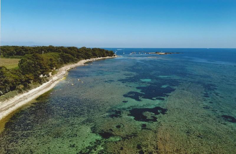 isola saint honorat cannes lerins