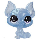 Littlest Pet Shop Series 4 Frosted Wonderland Tube Chihuahua (#No#) Pet