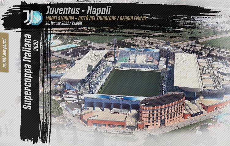 Supercoppa Italiana 2020 / Juventus - Napoli, srijeda, 21:00h