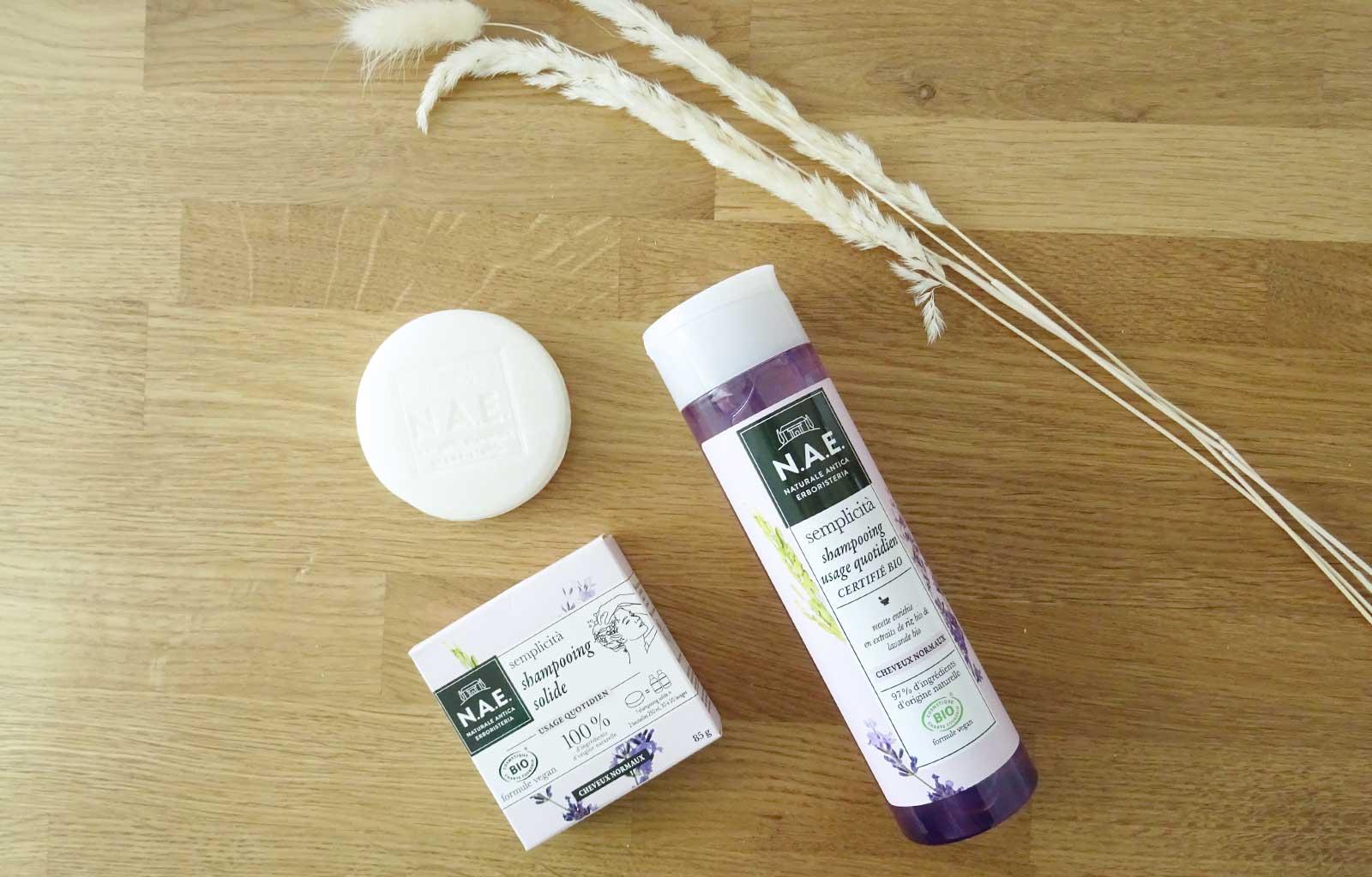 NAE shampoings semplicita