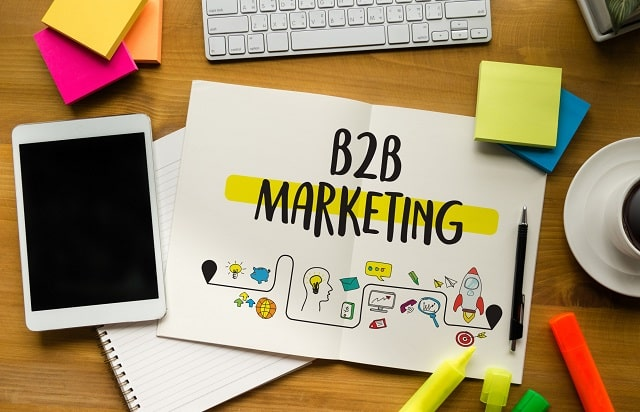 best b2b marketing strategies top business to business advertising strategy