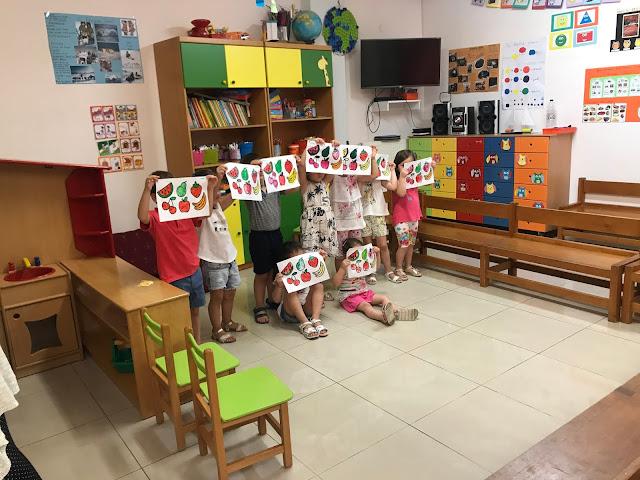 Σειρά δράσεων της 1ης ΤΟΜΥ Άργους σε  Νηπιαγωγεία, Παιδικούς και Βρεφονηπιακούς Σταθμούς