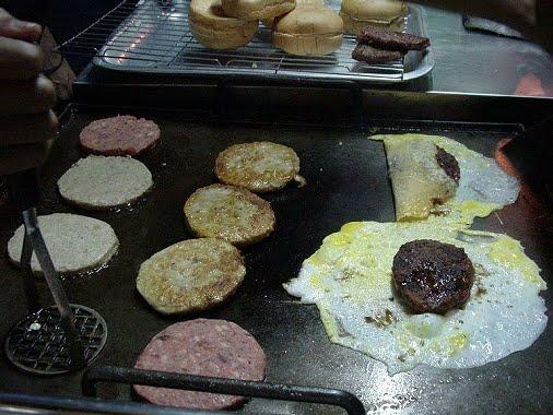 Dapur Burger Bakar Untuk Dijual Desainrumahid