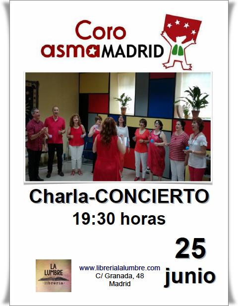 Concierto del coro de asmamadrid