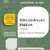 ADMINISTRAÇÃO PÚBLICA 3ª Ed.